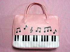Angelic Pretty / Bags & Wallets / Piano Bag