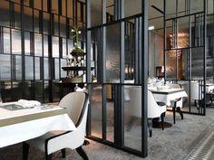 Quelle séparation restaurant choisir ? Claustra ? Plexiglas ? - LILM