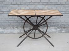 Cafe Table Restaurant Table, Cafe Table Restaurant Table direct from GARUD ENTERPRISES (INDIA) in India Indian Furniture, Iron Furniture, Wooden Furniture, Outdoor Furniture, Cafe Tables, Restaurant Tables, Vintage Industrial Furniture, Antique Furniture, Outdoor Tables
