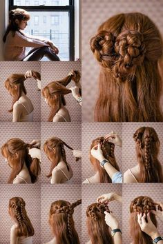 Romantic Heart Braid