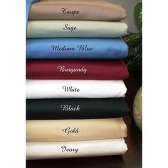 300TC Cal King Water Bed Egyptian Cotton Bed Sheet Set -Unattached Color: Taupe