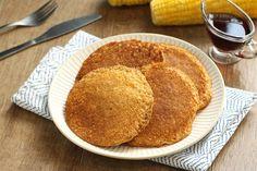 Hungry Girl's Healthy Cozy Cornbread Pancakes Recipe