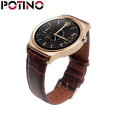 Quality POTINO Bluetooth Smart Watch IPS Round Screen Life Waterproof Sports Wristband Watch For Android IOS Phones with free worldwide shipping on AliExpress Mobile Best Smart Watches, Ios Phone, Wearable Device, Heart Rate Monitor, Portable, Omega Watch, Consumer Electronics, Eyewear, Bluetooth