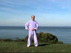 Dao yin yang sheng gong - regulate the breath sequence - YouTube