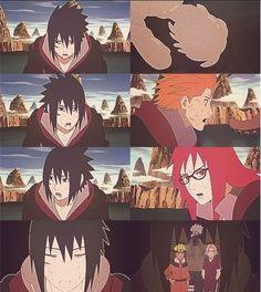 Sasuke remembers Team 7. Tags: naruto sakura karin suigetsu jugo kakashi