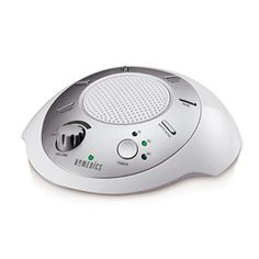White Noise Sound Machine Portable Sleep Therapy for Home, Office, Baby & Travel 6 Relaxing & Soothing Nature Sounds, Battery or Adapter Charging Options, Auto-Off Timer HoMedics Guest Room Essentials, Newborn Essentials, White Noise Sound, Sleep Therapy, Spa Therapy, Stress, Nature Sounds, Thing 1, Home D