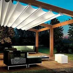 Superieur Custom Retractable Awning