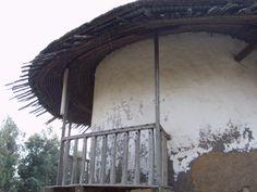 Residenz von Kaiser #Menelik II., Entoto, Addis Abeba