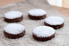 Polvorones de chocolate - Recetasderechupete.com