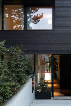 Wohnhaus 81 — Stefan Müller-Naumann Family House Plans, Grey Houses, Grand Entrance, Apartment Design, Cladding, Interior Inspiration, Interior Architecture, New Homes, Cottage