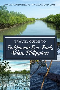 One of the best tourist attractions in Kalibo is the mangrove forest, the Bakhawan Eco-Park. If you just came from the gorgeous Boracay and had a flight back via Kalibo and still have time, don't forget to stop by here and be in awe of its beauty.