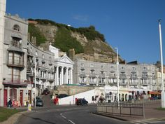 Hastings, East Sussex. I was born here  and  can not imagine living any where else.