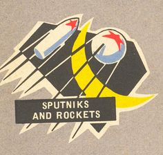 Sputniks and Rockets | jericl cat, Flickr. #matchboxlabel. To order your business' own branded #matchbooks or #matchboxes. GoTo: www.GetMatches.com or call 800.605.7331