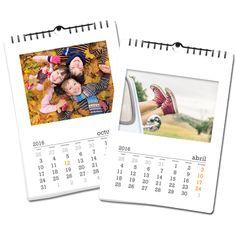 calendario a4 blanco dpbook