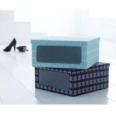 Shoebox Black Lotus skoæsker: