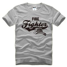 5bf417a174c Like and Share if you want this Creative Fireman Firefighter Boyfriend Gift  Short Sleeve T-