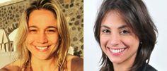 Noticias ao Minuto - Fernanda Gentil assume namoro com a jornalista Priscila Montandon