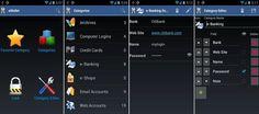 aWallet Password Manager, una app #Android gratuita para guardar todo tipo de contraseñas