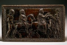 Astonishingly rare C15th Renaissance bronze sold in New York today by Tomasso Brothers Fine Art
