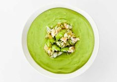 Make it your base ingredient for cold soup. | 27 Next-Level Ways To Use Avocado