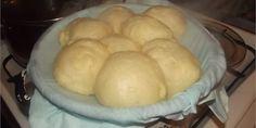 Kluski na parze - jak zrobić? Przepisy na dania główne WINIARY Polish Recipes, Polish Food, Dumplings, Gnocchi, Recipies, Cheese, Cookies, Pierogi, Kitchen