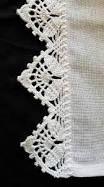 66 ideas for crochet edging lace pattern Crochet Edging Patterns, Crochet Lace Edging, Crochet Motifs, Crochet Borders, Crochet Trim, Filet Crochet, Crochet Designs, Crochet Doilies, Easy Crochet