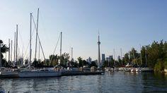 Toronto Island Marina - Toronto, Canada