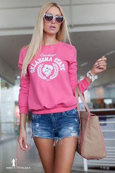 Bluza - Odzież damska http://www.fasardi.com/pl/odziez-damska/bluza-296-1.html