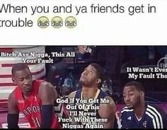 but i be the main one getting yall in trouble .. @jazbat4292 @MyImmortalPeace