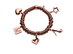 Rose gold Sweetie bracelet and charms from Links of London. Don't know which one to get!