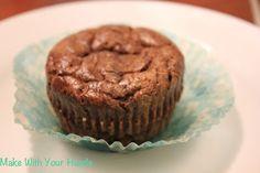 Chocolate Paleo Muffins