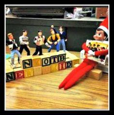 NKOTB Christmas