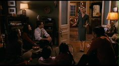 """A look at the filming location and house used for the Christmas movie """"The Family Stone"""" with Diane Keaton."""