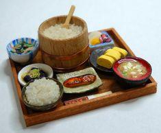 Ohitsu gohan (rice tub)