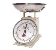 Shabby Chic retro cream scales in matching gift box, a useful anddecorative addition to your kitchen. These lovely vintage style scalesare part of the Cottage Flower Shabby Chic Collection designed in the UKby Katie Alice. Electronic Kitchen Scales, Kitchen Electronics, Digital Kitchen Scales, Digital Food Scale, Digital Pocket Scale, Shabby Chic Kitchen, Vintage Shabby Chic, Country Kitchen, Vintage Kitchen