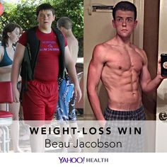 Beau Jacobson's 85-Pound Weight Loss: How I Overcame Binge-Eating Disorder to Lose Weight the Healthy Way