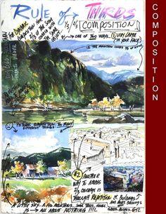 Tom Lynch 1/3, 2/3 composition