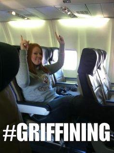 Airborne Griffining