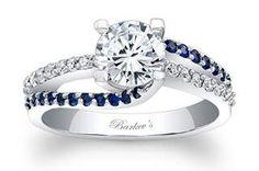 Saphires and diamonds