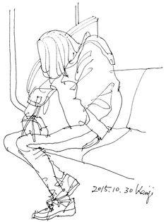 Salon.io - AiharaKenji - Sketches