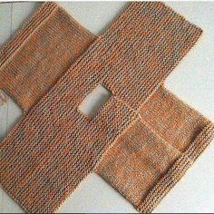 vite un gilet au tricot pour la rentrée [post_tags Baby Knitting Patterns, Baby Cardigan Knitting Pattern, Knitting For Kids, Baby Patterns, Free Knitting, Crochet Patterns, Knit Vest, Knitting Projects, Pull Crochet