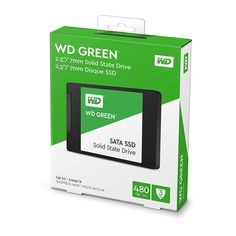 Western Digital WD Green 480 GB 2.5 inch SATA III Internal Solid State Drive Lcd Television, Small Computer, Mo S, Problem Solving, Budget, Digital, Laptop, Green, Lab