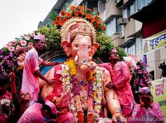 Ganapti Bappa Morya...6 Days to go... #ganesha #mumbai #maharashtra