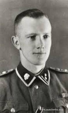 Gerhard Palitzsch.German concentration camp