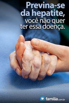 Familia.com.br | #Hepatite: #Sinais que podem ser #alarmantes.  #Saude #Bemestar