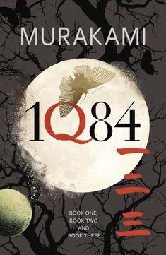 Murakami's 1Q84 cover