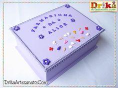 Veja como Você pode facilmente fazer lindas caixas decoradas