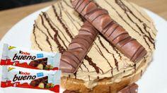 ULTIMATE KINDER BUENO NUDE CAKE - HANAEL CUISINE