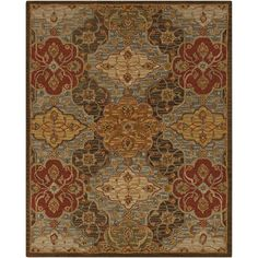 CAR-1005 - Surya | Rugs, Pillows, Wall Decor, Lighting, Accent Furniture, Throws