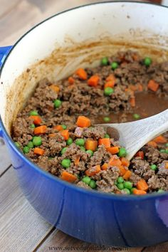 Served Up With Love: Shepherd's Pie